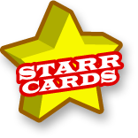 Starr Cards Logo