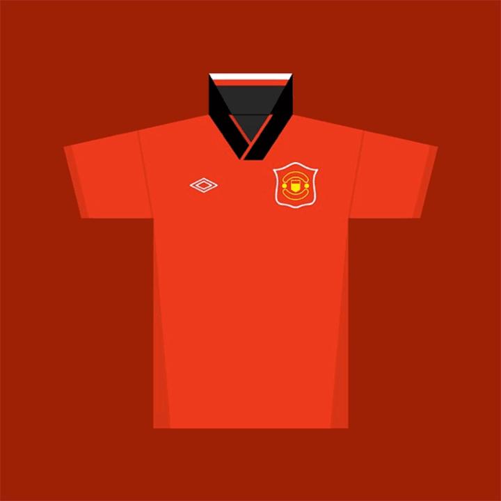 Manchester United star Eric Cantona